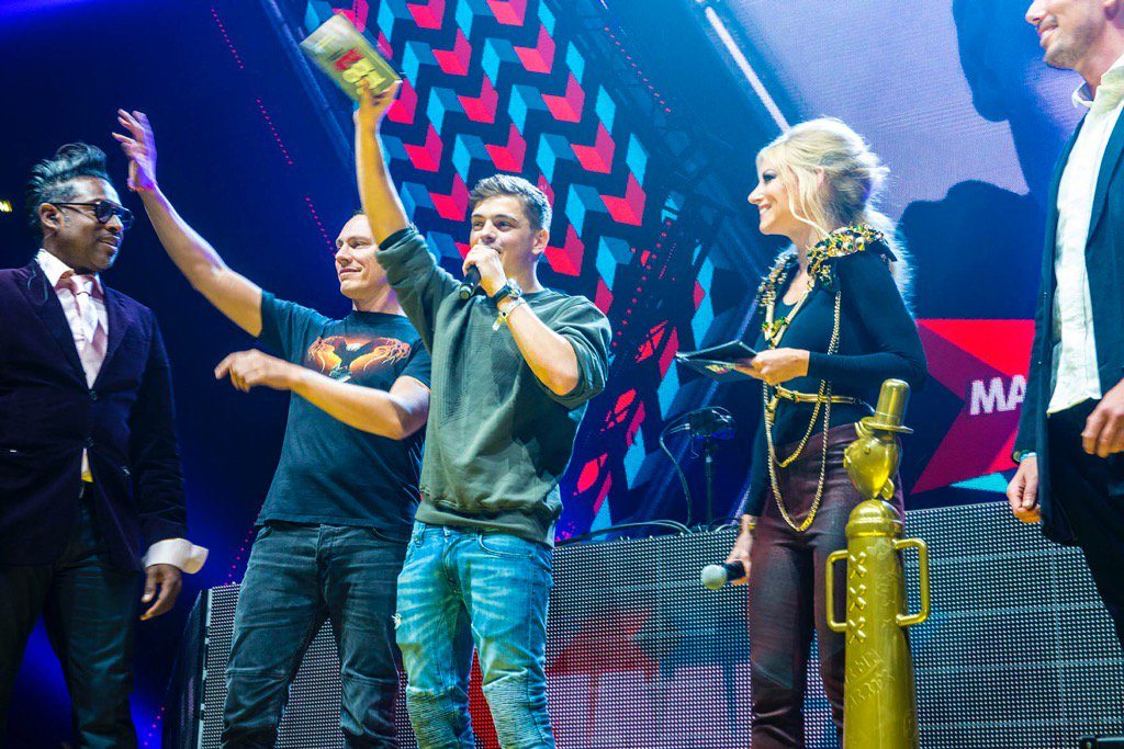 Martin Garrix Wins DJ Mag's Top 100 for third year in a row
