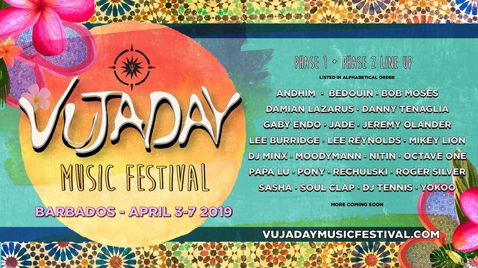 Audio Obscura will be at Vujaday Music Festival -Clubbingtv.com