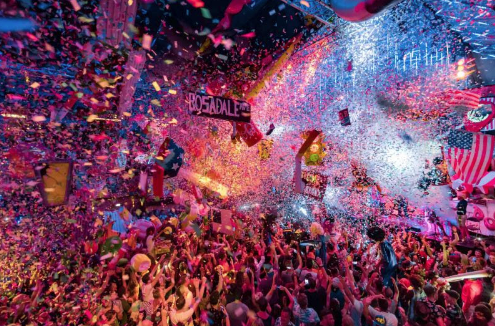 Elrow's Unique Ibiza Closing Party! - Clubbingtv.com