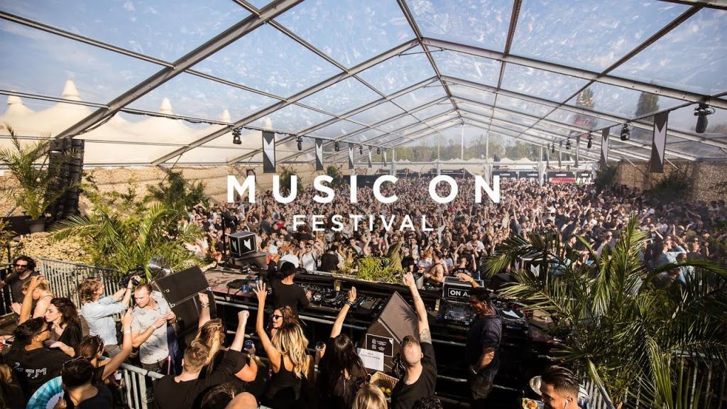 Who's headlining Music On Festival 2019? -Clubbingtv.com