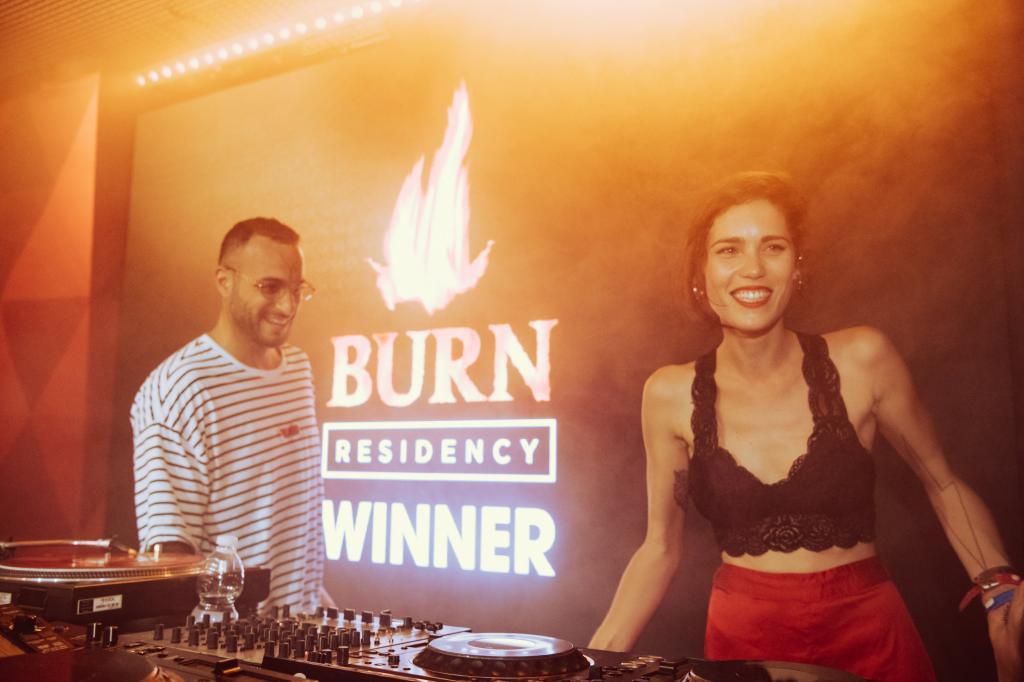Burn Residency Winner now an Elrow Artist!