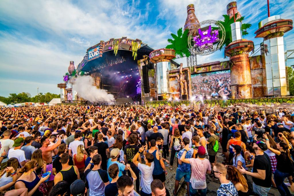 Balaton Sound 2019 has announced their Phase 1 Line-up