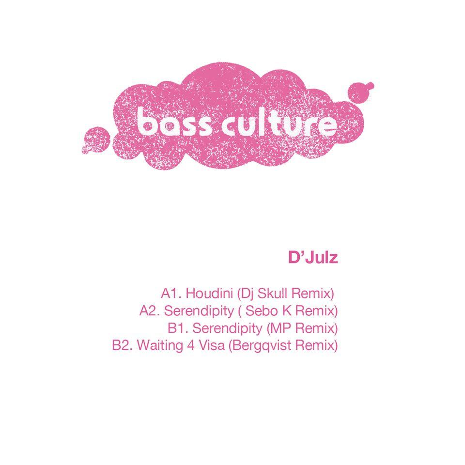 """Houdini Remixes"" on Bass Culture -Clubbingtv.com"