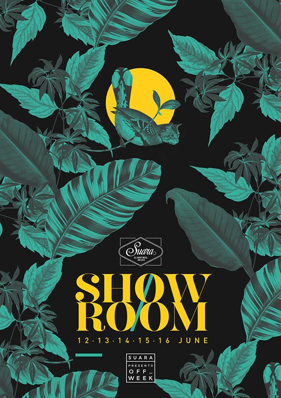 Saura Presents: Showroom 2018! -Clubbingtv.com
