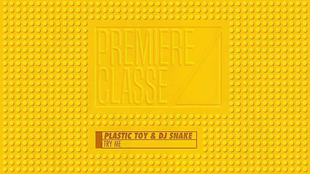 "DJ Snake + Plastic Toy = ""Try Me"""