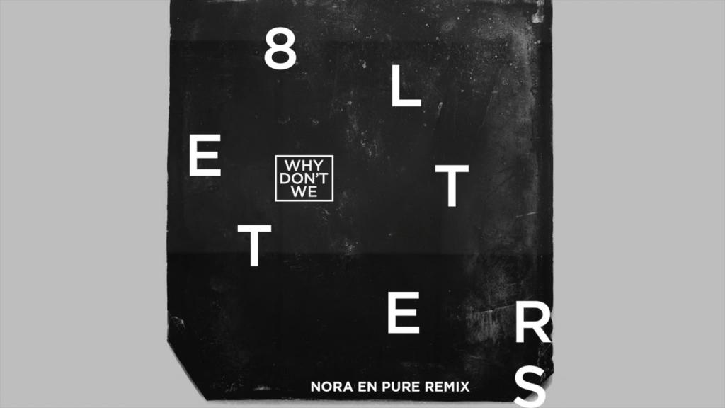 "The Release of New ""8 Letters"" Remix!"