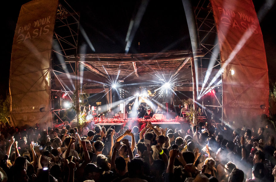 Year Number Five for Morocco's Oasis Festival - Clubbingtv.com