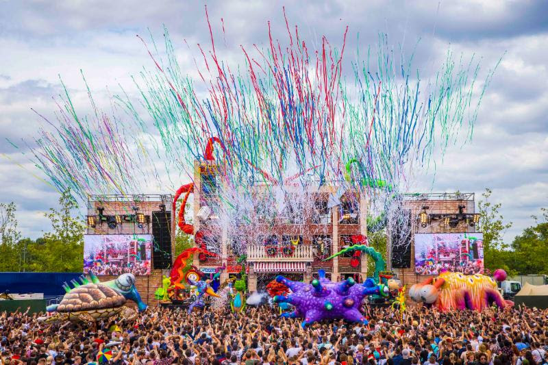 More Names for 2018 Elrow Town! -Clubbingtv.com