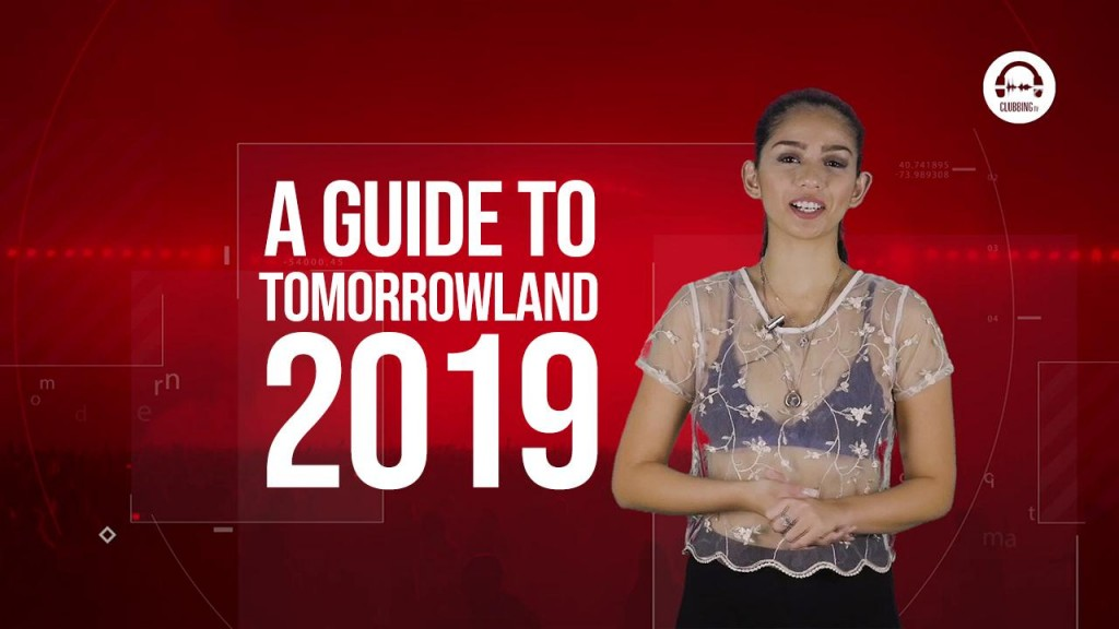 Clubbing TV Trends: See you at Tomorrowland!