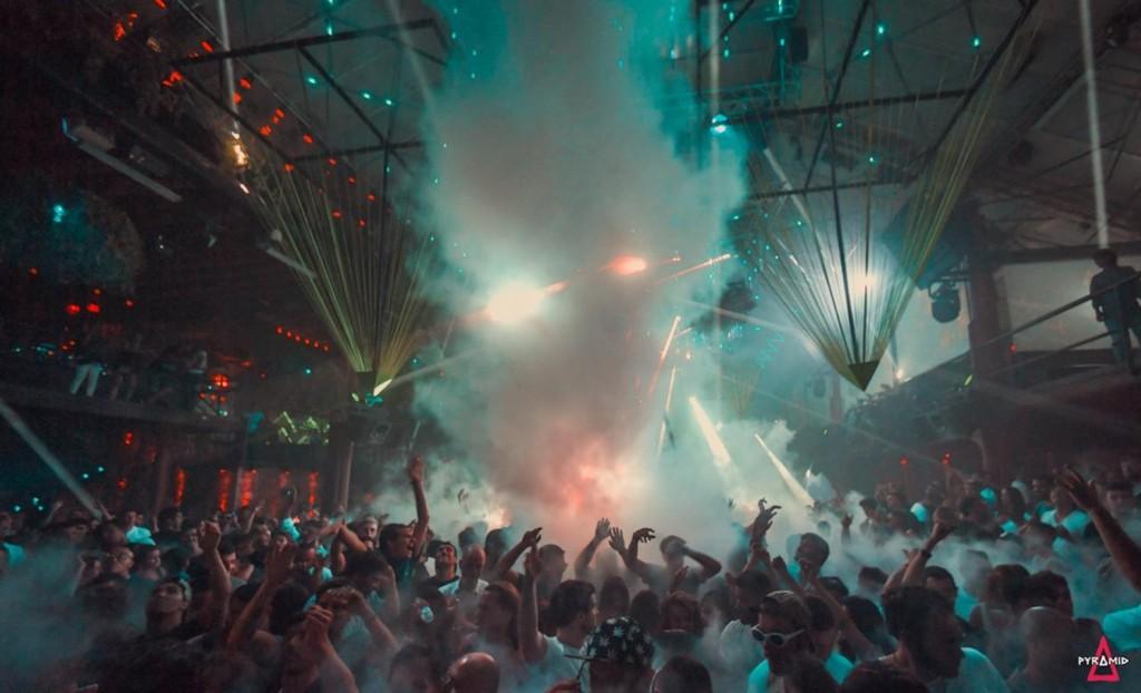 Who's playing Pyramid at Amnesia Ibiza? -Clubbingtv.com