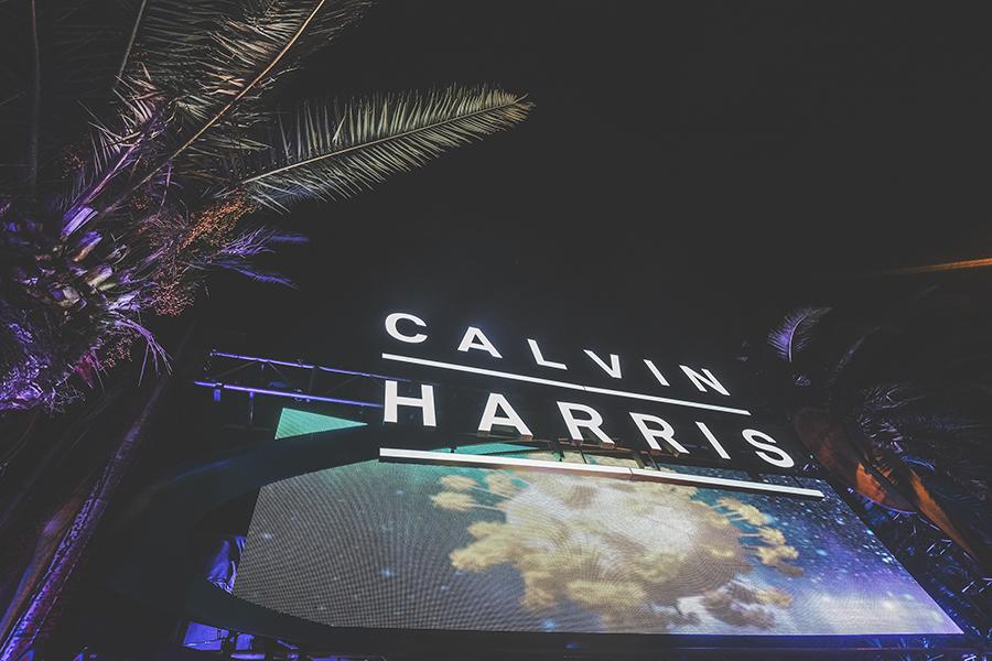 Calvin Harris a new Pacha resident -Clubbingtv.com