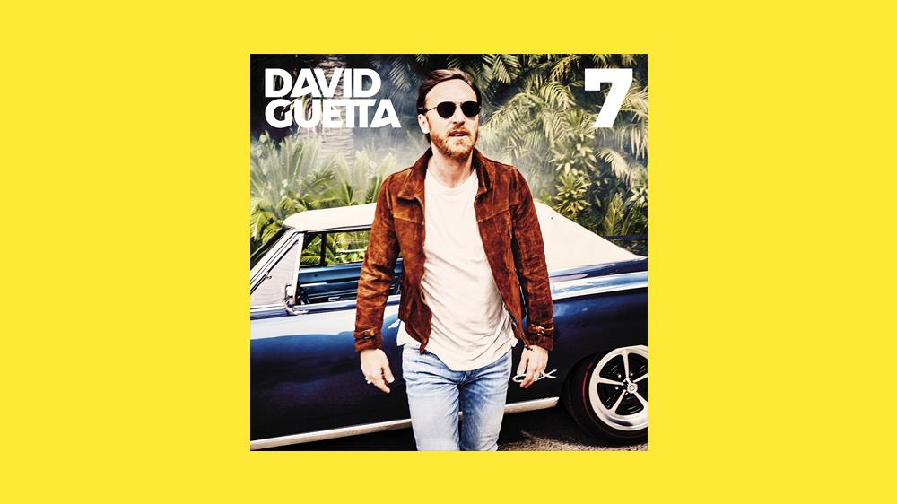 "David Guetta's New Album entitled ""7"" -Clubbingtv.com"
