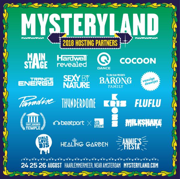 Mysteryland Partners Up at Floriade Terrain! -Clubbingtv.com