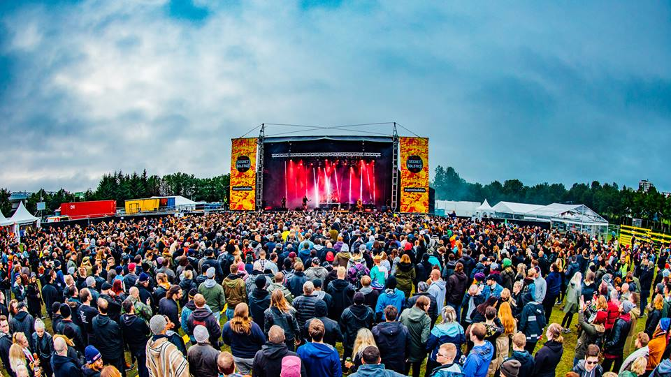 The Phase One lineup of Iceland's Secret Solstice is here!