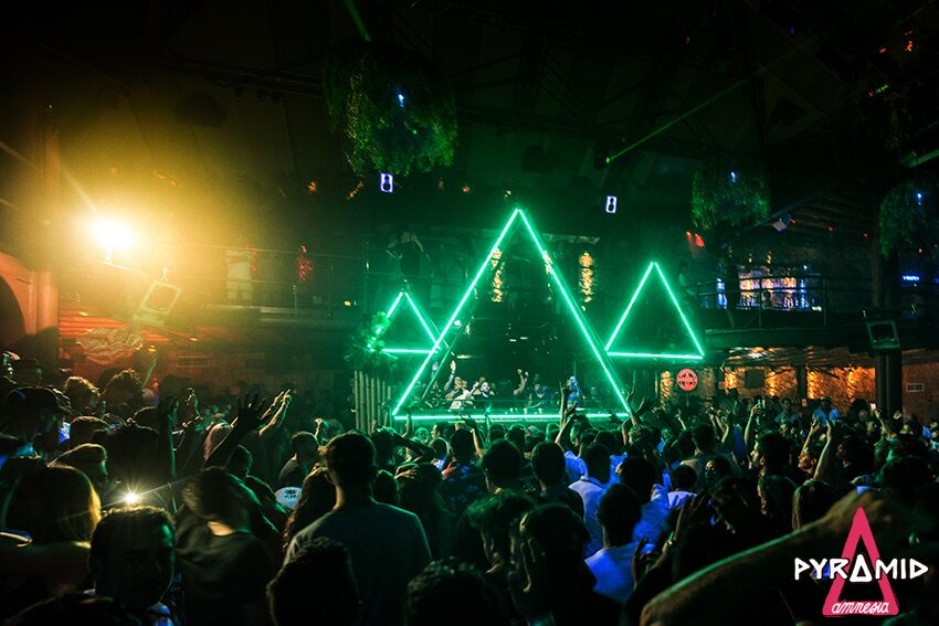Pyramid at Amnesia – Opening Party line-up confirmed -Clubbingtv.com
