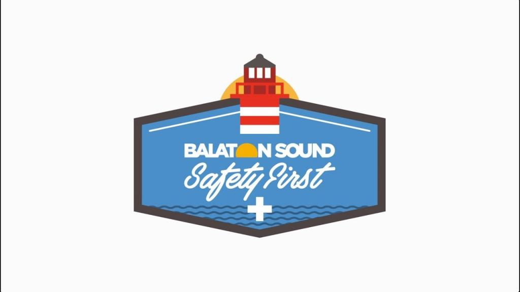 Balaton Sound advocates for the importance of safety!