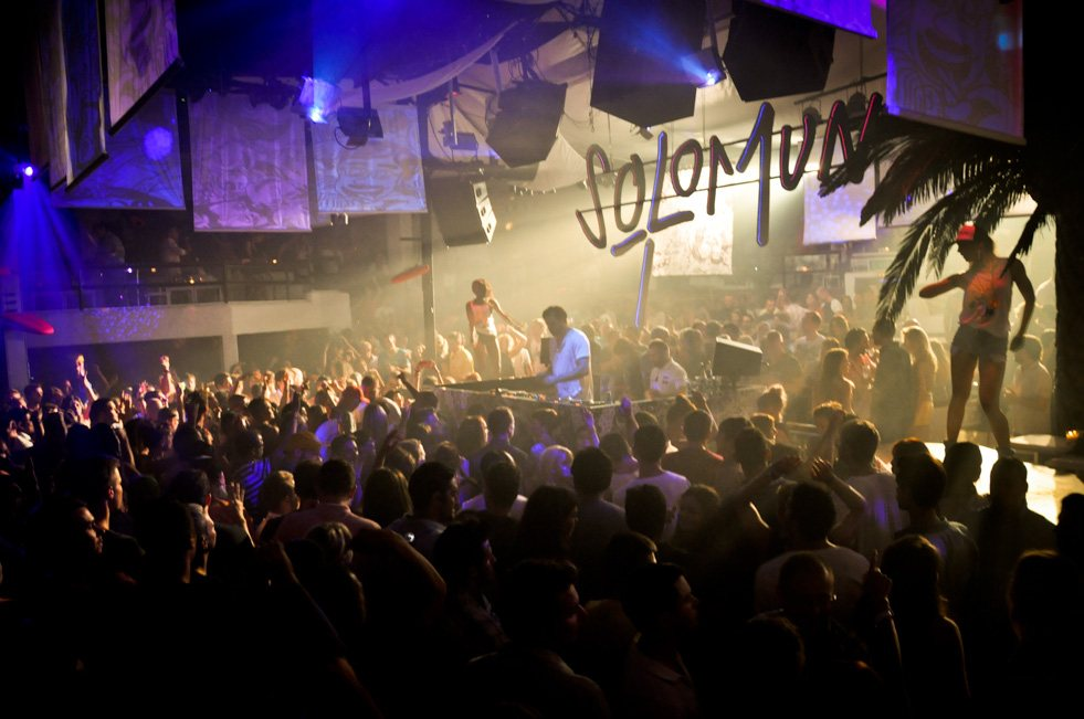 Solomun+1 Hits up Sundays at Pacha one more time -Clubbingtv.com