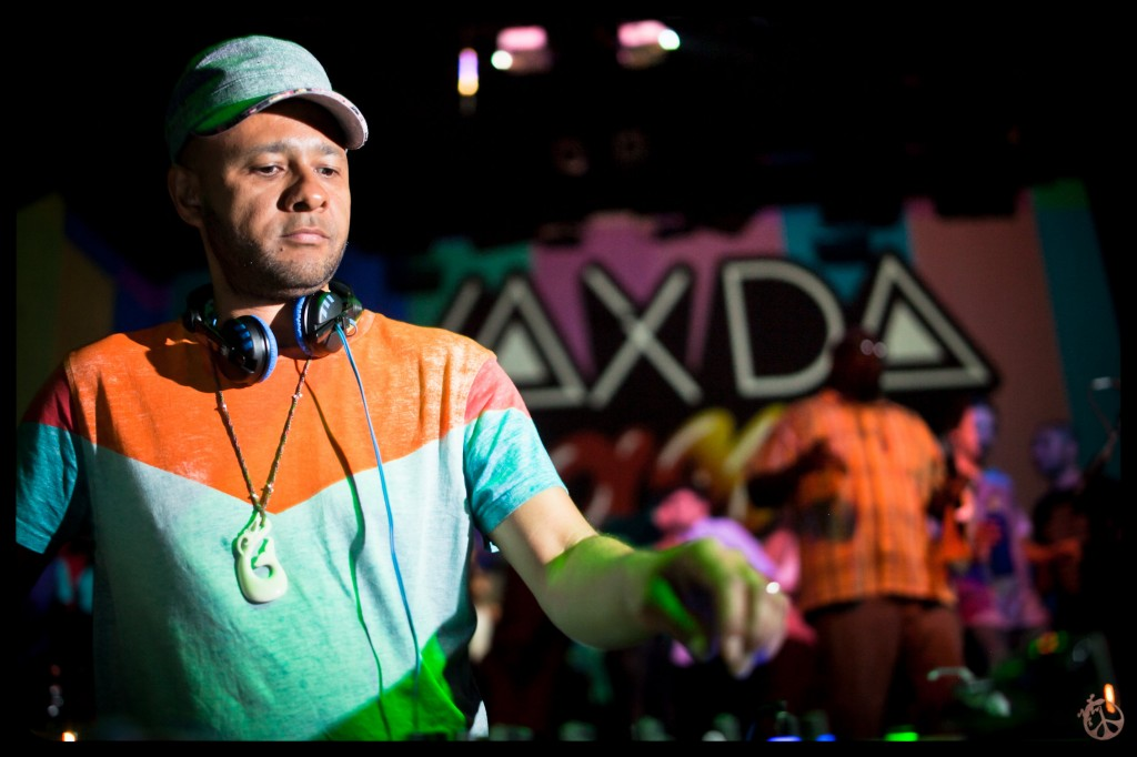 Nightmares On Wax: 10 years of Wax Da Jam at Pikes and Las Dalias