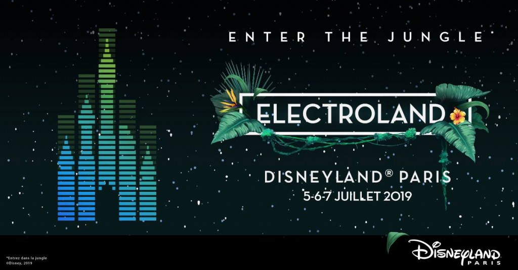 Electroland : Where music meets magic.