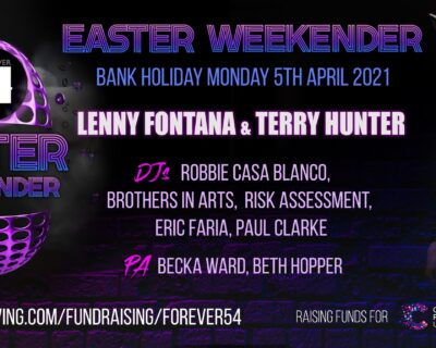 Forever 54 Easter Weekender Day 3
