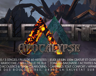 Elements Mountain Festival 2020 – Chapter 3 : Apocalypse