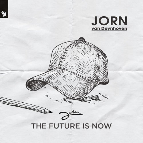 JORN VAN DEYNHOVEN UNLEASHES DEBUT ALBUM: 'THE FUTURE IS NOW'