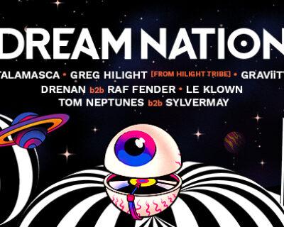 18 Septembre 2020 // OPENING ● DREAM NATION FESTIVAL // PARIS