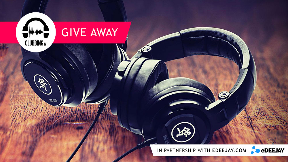 Get a chance to win a pair of Mackie Studio & DJ Headphones !