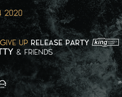 Release Party – Never Give Up