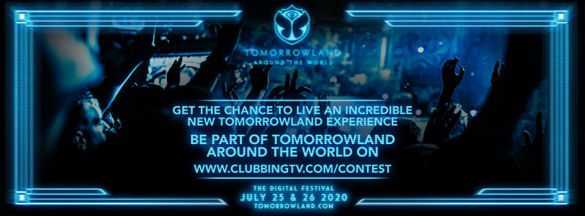 Tomorrowland: The Digital Festival 2020