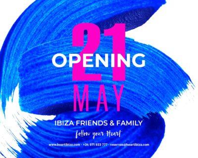 Heart Ibiza Opening 2020
