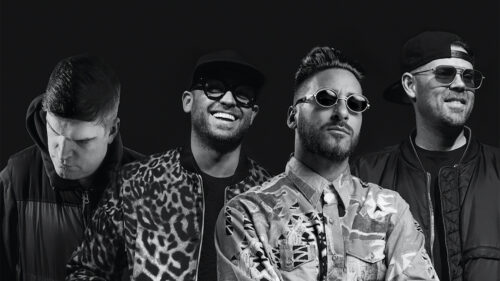 "Armand van Helden, Solardo, and Herve for ""Power of Bass"""