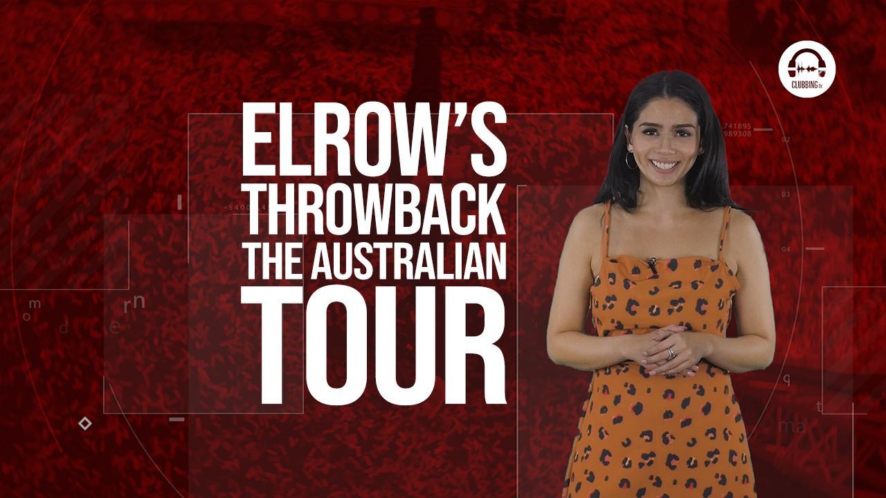 Clubbing TV Trends: Elrow is back in Australia!
