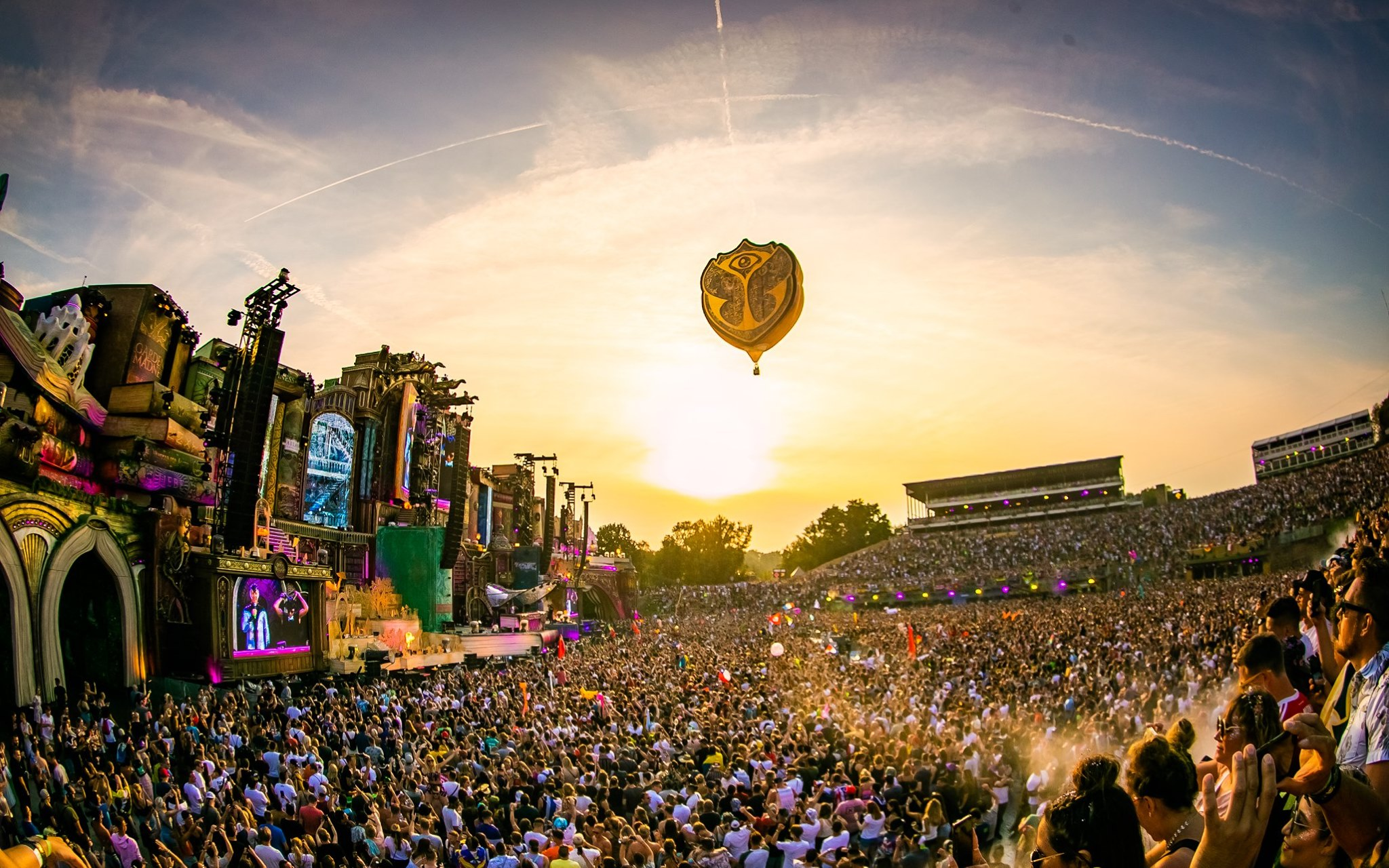 The Tomorrowland 2020 lineup is here!