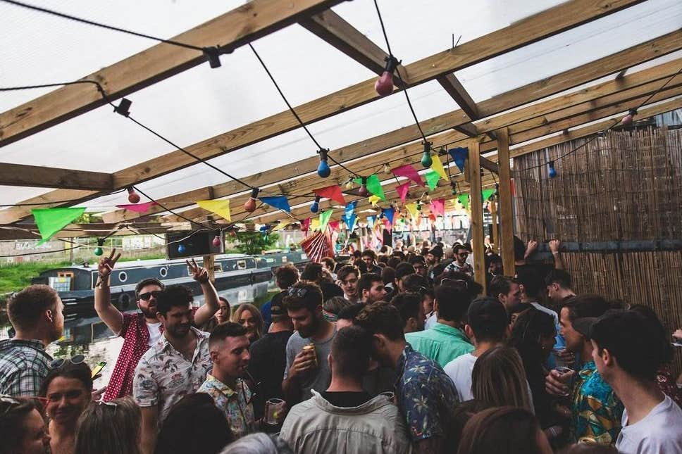 Get your tickets for Queens Yard Summer Party 2020 now!