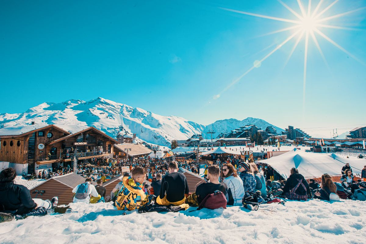 Head to Snowboxx this March!