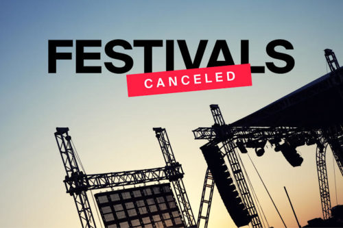 Sick Festivals will let you know!