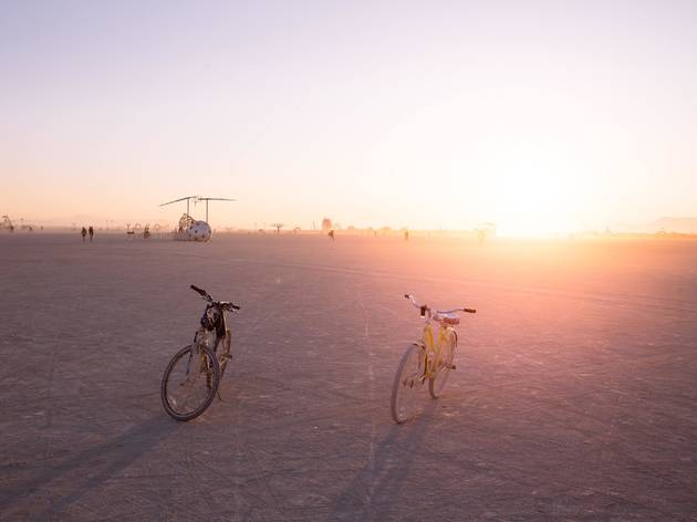 The Burning Man festival will be virtual this year