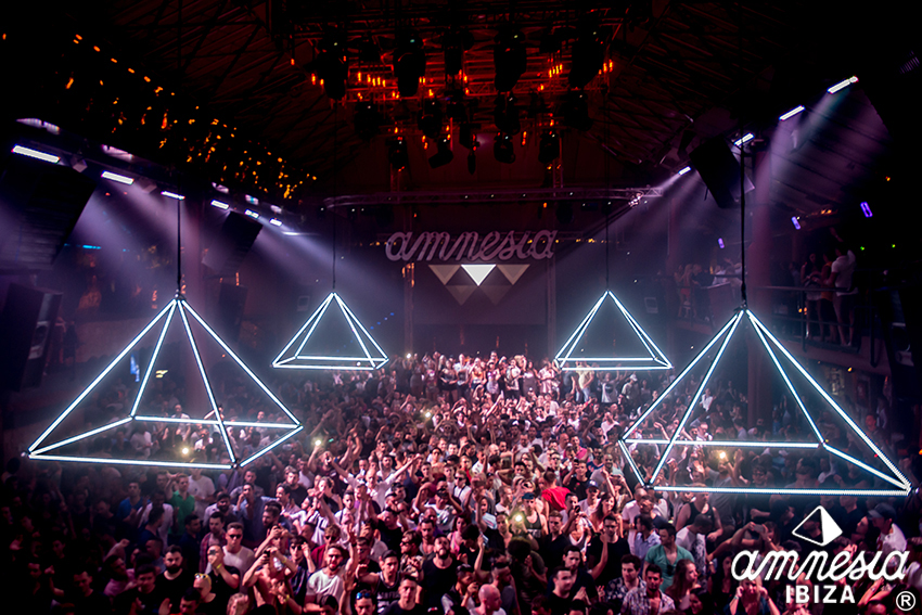 Amnesia Ibiza launches #KEEPTHEPARTYALIVE initiative