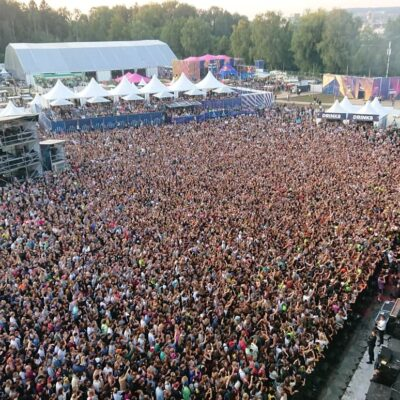 Zurich Open Air