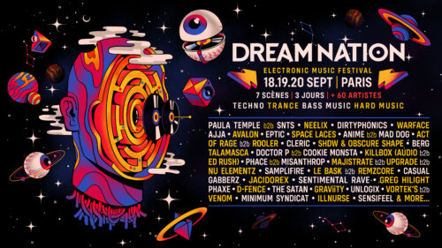 Dream Nation Festival 2020 unveils its incredible line-up