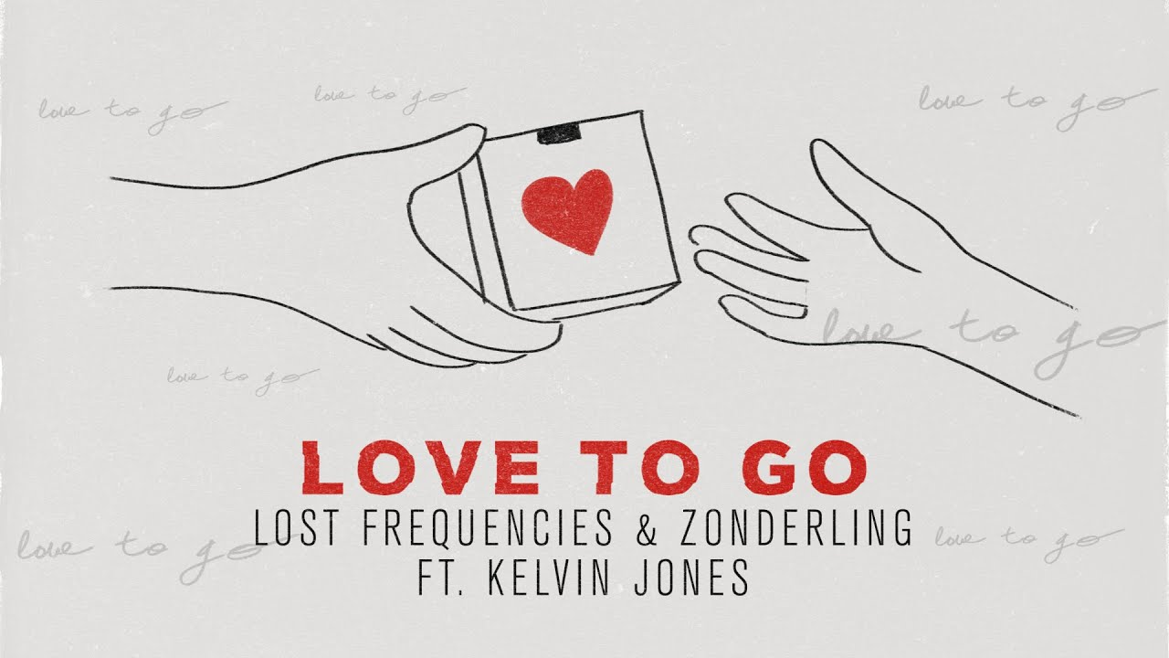 Participate in the Lost Frequencies 'Love To Go' competition