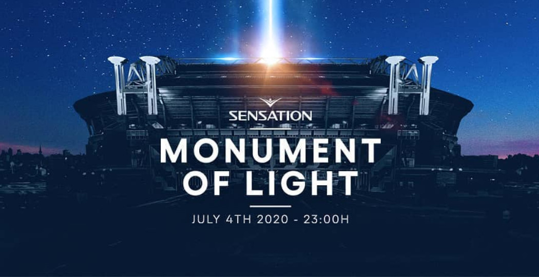 ID&T's Sensation presents 'Monument of Light'