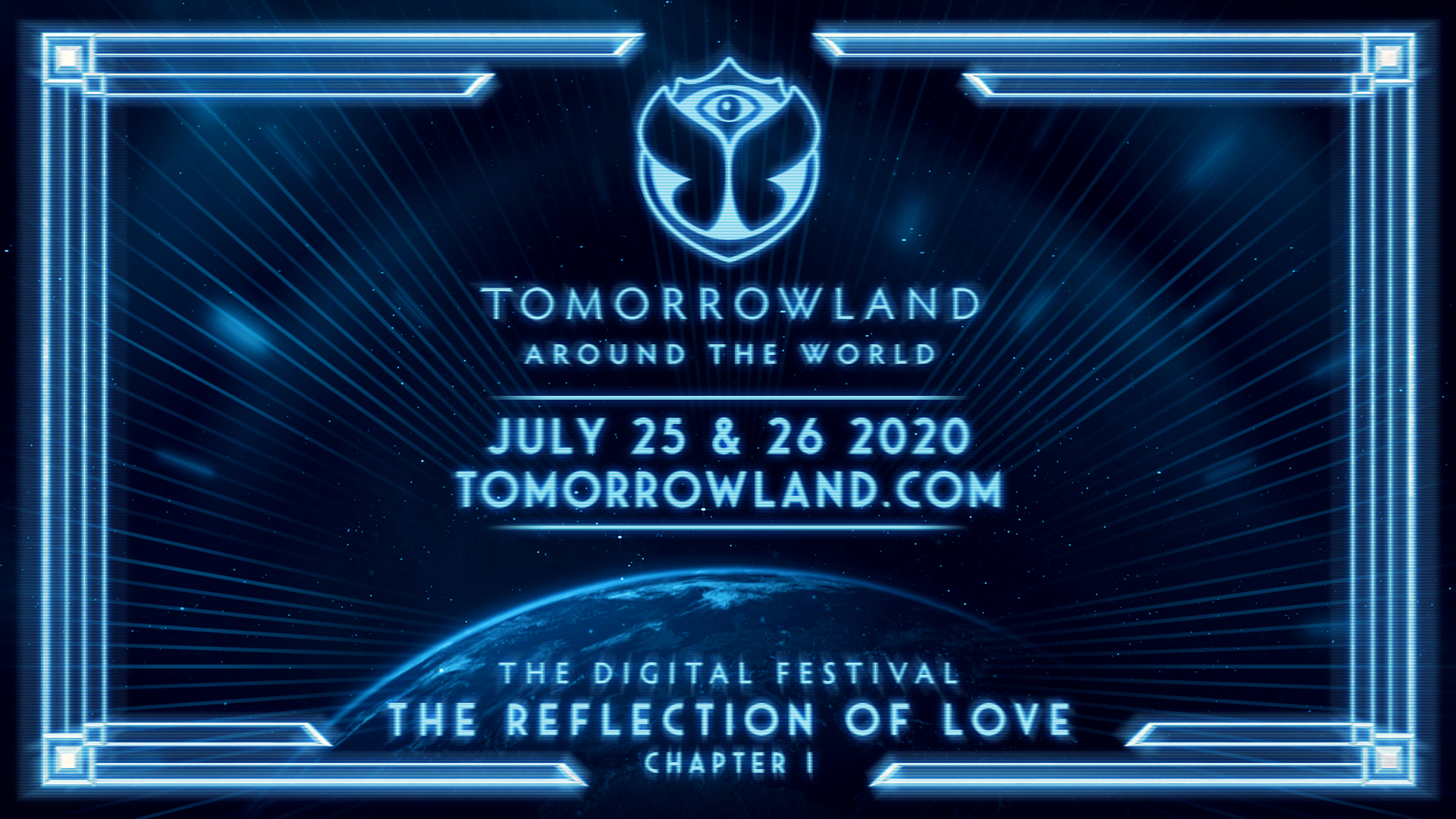 Tomorrowland 2020 will be digital : Around the World
