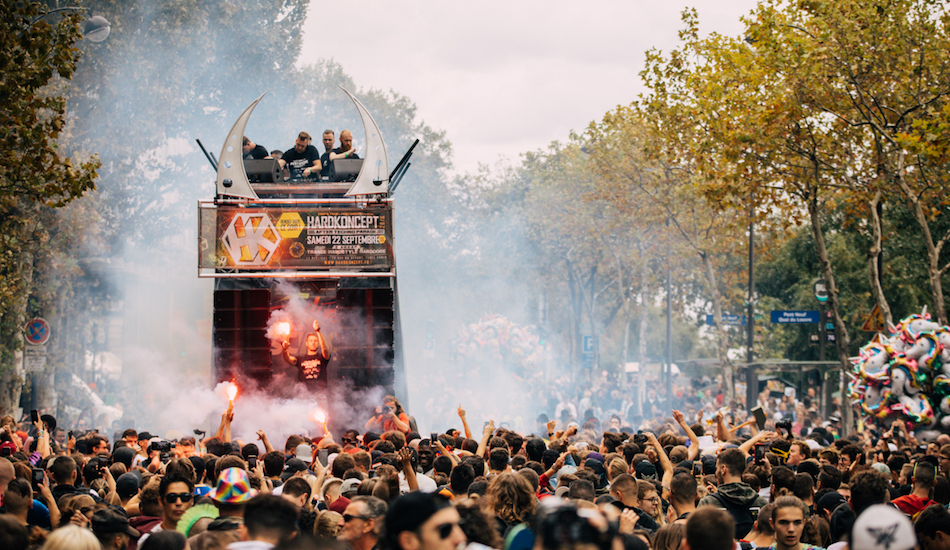 Techno Parade is postponed to 2021