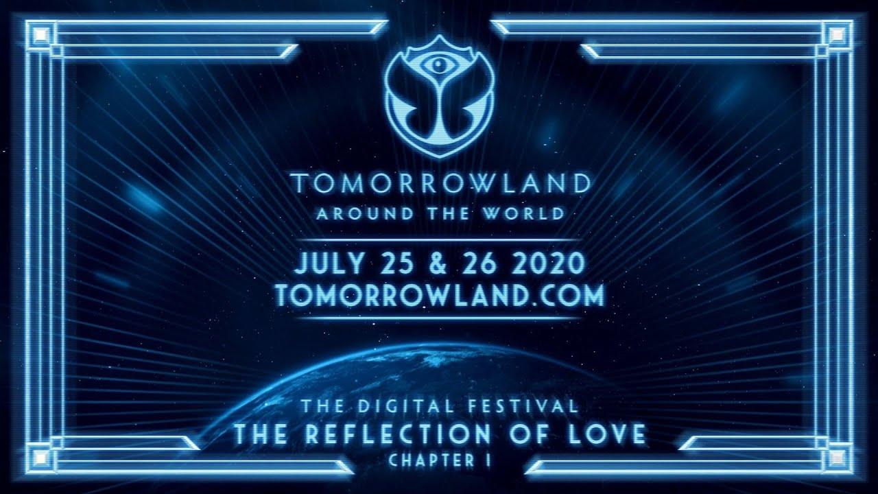Tomorrowland Around the World: a digital festival this year