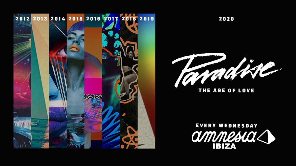 Amnesia Ibiza postpones Paradise's 2020