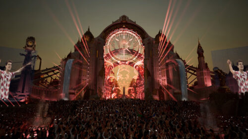 Tomorrowland offers a glimpse into his festival