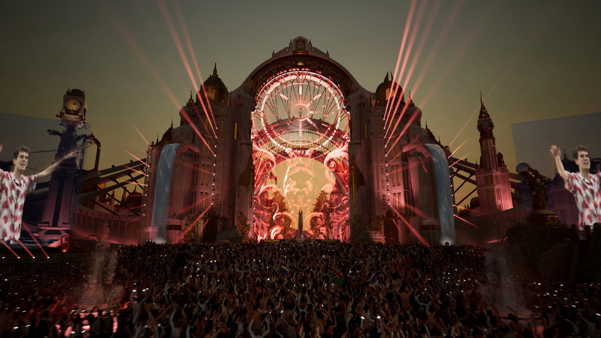 Tomorrowland offers a glimpse into his festival