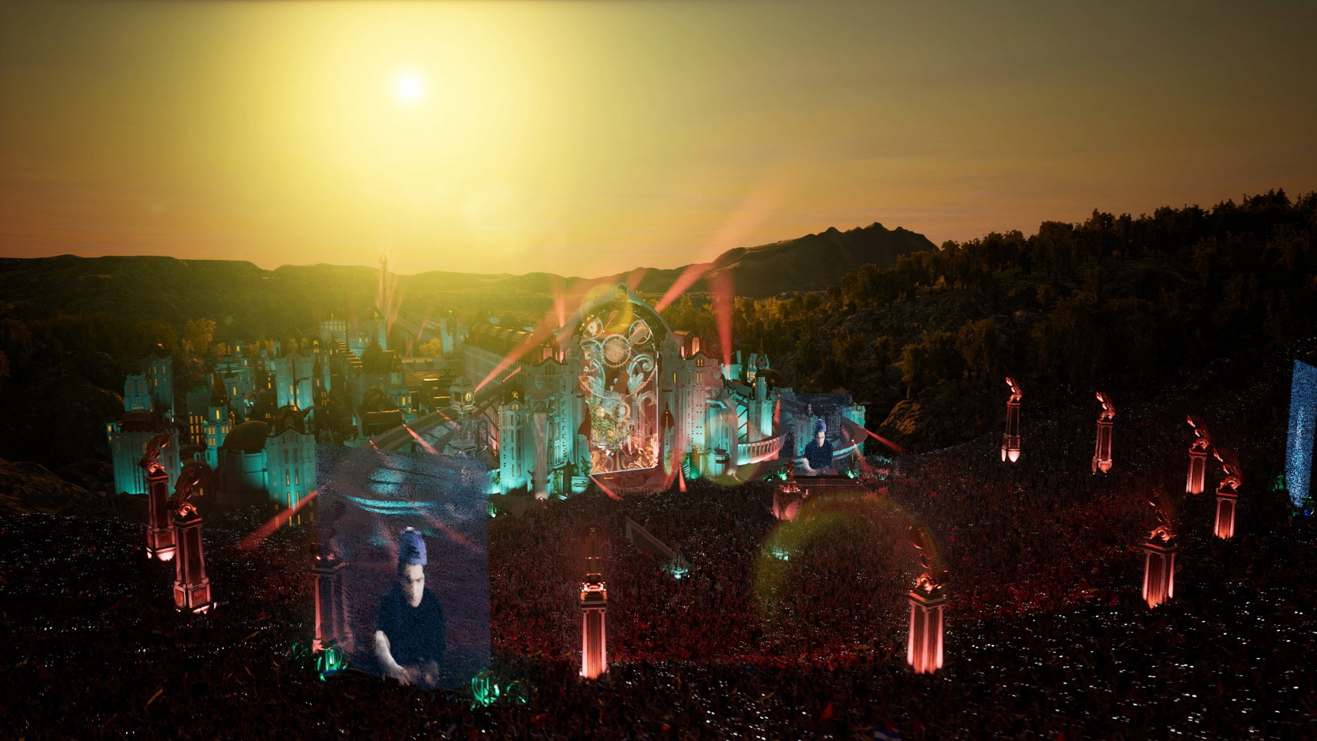 Tomorrowland's first digital edition